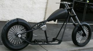 west coast choppers cfl 4 up rolling chassis time left