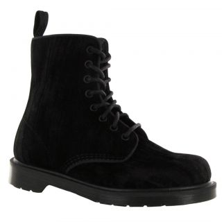 dr martens marvel crushed velvet black womens boots more options