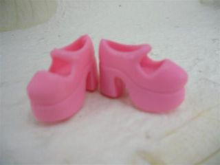 blythe shoes mary jane platform basaak blybe dark pink from