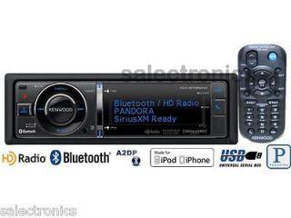 Kenwood KDC BT952HD AM/FM/CD w/Bluetooth HD Radio USB Car Stereo