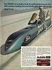 89 Attempt 1 Record Car Mickey Thompson Revell Model