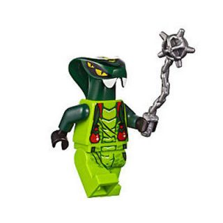 LEGO NINJAGO SPITTA MINIFIG VenomarI 9449 figure minifigure green