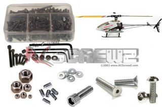 Century Radikal G20 LT/CF Gasser Stainless Steel Screw kit Quality