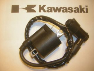 KX125 KX250 KX 125 250 NEW IGNITION COIL SPARK PLUG CAP 83 91