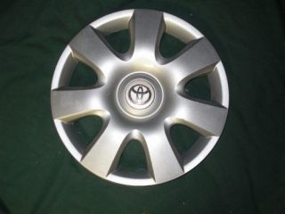 2002 2003 2004 toyota camry 15 oem factory hubcap 216