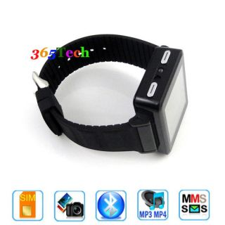 Unlocked Touch screen Watch Wrist AT&T T mobile Cell Phone Camera