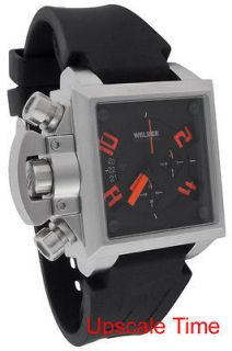welder by u boat chronograph men s watch k25b 4601
