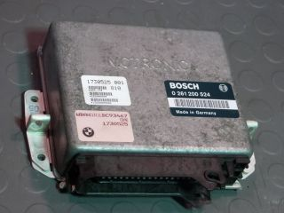 E34 525 525i ECU ECM Engine Computer 261 200 524 MANUAL TRANSMISSION