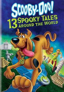 Scooby Doo 13 Spooky Tales Around the World (DVD, 2012, 2 Disc Set