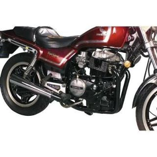 Mac Exhaust 001 0503 for Honda CM400C Custom 1981 (Fits Honda CB)
