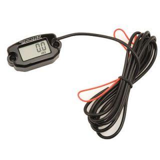 Works Connection Tach Hour Meter Gauge Motorcycle ATV Tachometer
