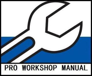 YAMAHA BIG BEAR 400 YFM400 WORKSHOP REPAIR MANUAL 2000 2001 2002 2003