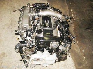 JDM RB25DET R33 Dohc 2.5L Turbo 24 Valve Engine Nissan Skyline GTS R33