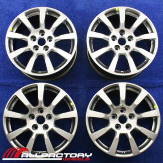 CADILLAC CTS 18 2008 2009 OEM NEW WHEELS RIMS SET 4 FOUR 4627