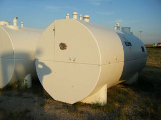 Fuel Storage tank, Double Wall RECOVAULT, UL Approved Fire Rated