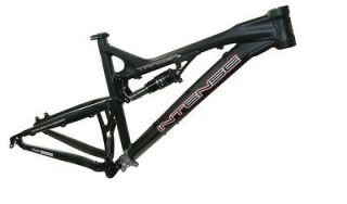 Intense Tracer VP Frame 2009 MEDIUM BLACK Bicycle Bike Mtb Frame +Fox