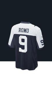 Cowboys Tony Romo Mens Football Alternate Game Jersey 479414_419_B