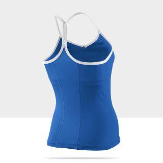 Nike Dri FIT Border Strappy Womens Sports Top 405191_429_B