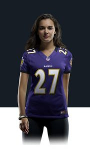 Ray Rice Womens Football Home Limited Jersey 469859_567_A_BODY
