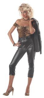 50s Hot Rod Honey Jersey Girl Halloween Costume