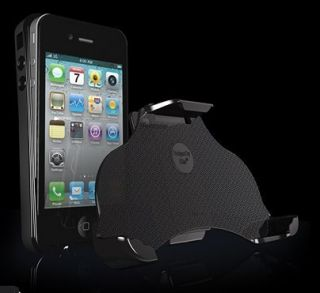 A55 New iSkin Duet TPU Jelly Solo Case w Holster Belt Clip for iPhone
