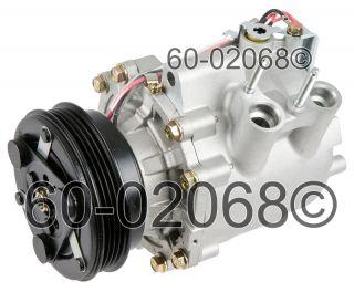 Honda Civic Hybrid 03 05 Brand New AC A C Compressor w Clutch Direct