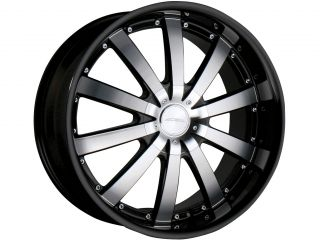 22 Ace Executive Black Wheels Rims Porsche Cayenne Audi Q7 VW Touareg