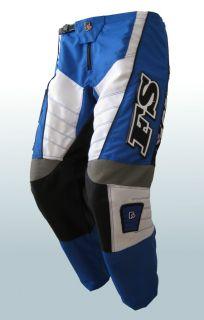 MX Motocross Youth Pants –Kids Junior Dirt Bike Gear BMX Quad Off