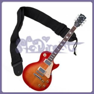 30 Long Nylon Strap for Acoustic Electric Guitar Bass