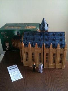 Harry Potter Deluxe Playset Action Figures Toys Hogwarts The Great