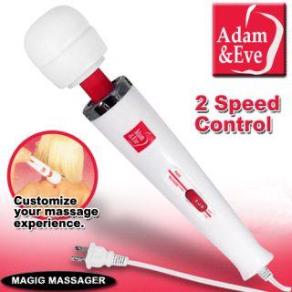 Wand adam eve full body Massager Electrical Healthy massage vibrator