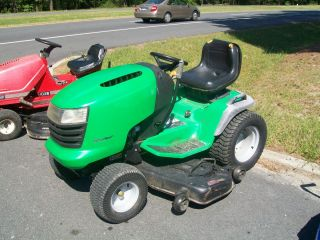 Used Sabre Lawn Tractor Mower 25HP 54 Cut