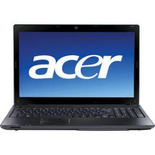 Acer Aspire 7560 SB688 Laptop 17 3 Quad Core 4GB 500GB