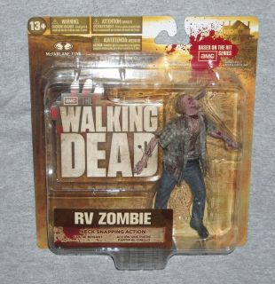 Toys Series 2 AMC The Walking Dead RV Zombie 5 inch Action Figure MIP
