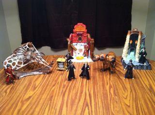 Harry Potter Action Figure Toy Lot