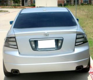 Acura Legend Custom All Clear Tail Light Lens Covers Dr L LS SE - Acura tl taillights