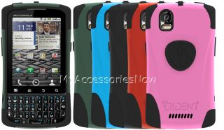 Trident Aegis Series Dual Layer Silicone Anti Skid Shell Case Motorola