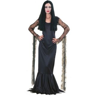 The Addams Family Morticia Adult Costume Adams Morticia Adams Adams