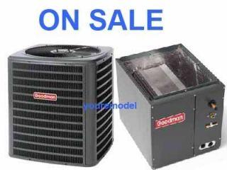 SEER 5 Ton AC Central Air Conditioner R410A Matching Coil w TXV