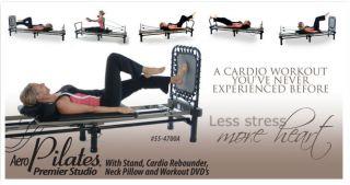 Stamina AeroPilates Premier Cardio Rebounder Pilates