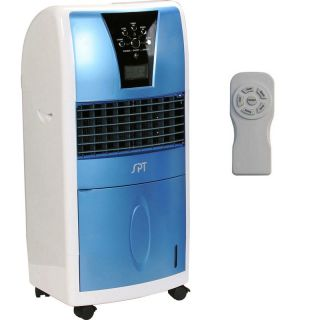 Evaporative Portable Air Cooler AC, Humidifier Conditioner Fan Ionizer