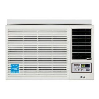 LG LW1210HR 12 000 BTU Heat and Cool Window Air Conditioner with