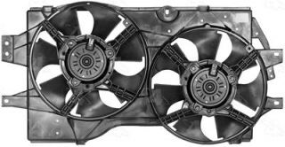 Four Seasons Radiator and Condenser Fan Motor Assembly Dual 75204