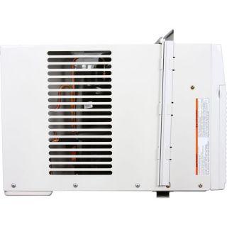 Window AC Unit w/ Heater, 1500 Sq. Ft. Air Conditioner, 11000 BTU Heat