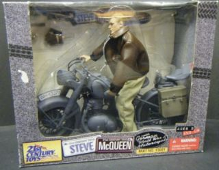 Steve McQueen 21st Century Toys The Great Escape German WWII