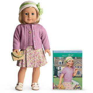 American Girl Doll Kit with Accessories All New in Boxes Complete
