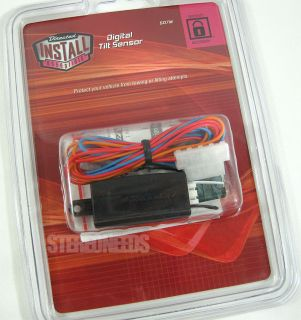 NEW DEI 507M CAR ALARM SECURITY DIGITAL TILT MOTION SENSOR MODULE