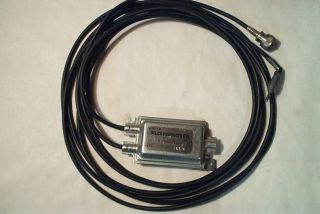 Auto Radio Antenna Signal Splitter (AM/FM and CB)