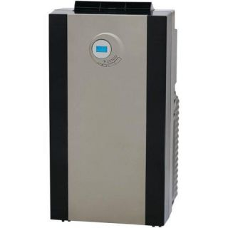 Amana APN14JE 14 000 BTU Portable 3 Speed Air Conditioner w Blue LCD