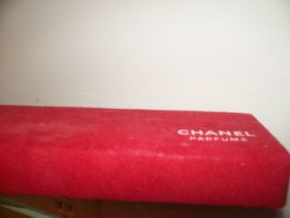 Chanel Coco No 5 Allure Perfume Parfume Gift Set in Red Box for
